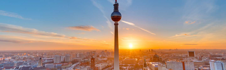 Berlin Reiseziel Fernsehturm